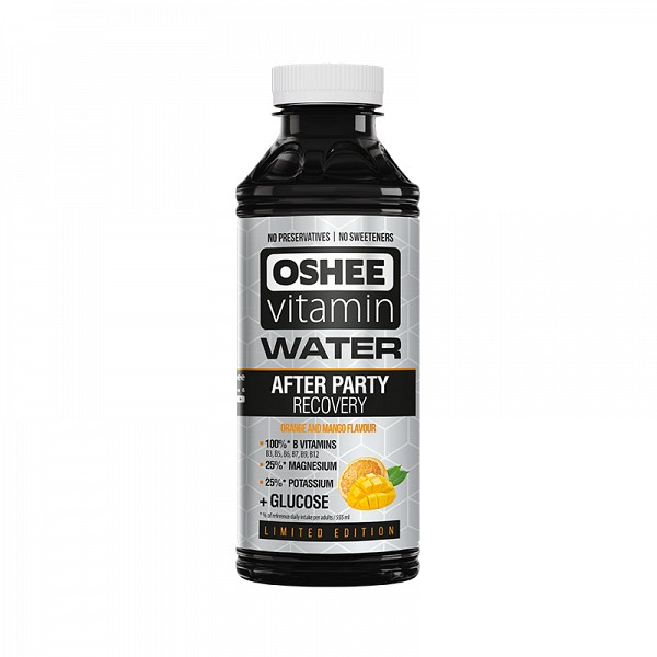 OSHEE VITAMIN WATER AFTER PARTY 555ml