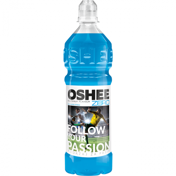 OSHEE ISOTONIC MULTIFRUIT 750ml