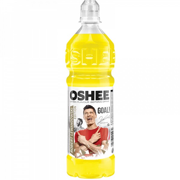 OSHEE ISOTONIC LEMON 750ml