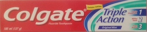 COLGATE TRIPLE ACTION ΟΔΟΝΤ 154ml