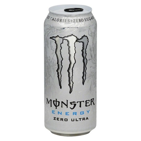 MONSTER 500ml  ULTRA ΛΕΥΚΟ