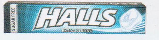 HALLS STICK STRONG 20τεμ