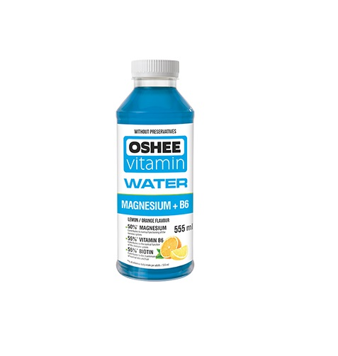 OSHEE VITAMIN WATER MAGNISIUM 555ml
