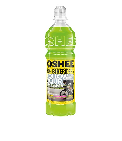 OSHEE ISOTONIC LIME MINT 750ml