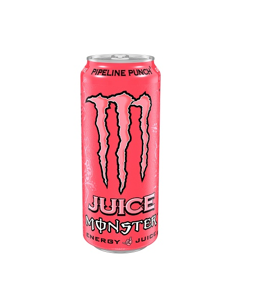 MONSTER 500ml PIPELINE PUNCH ΡΟΖ